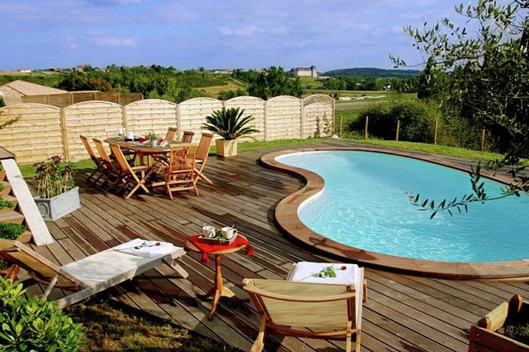 vakantiehuis Frankrijk, Cote Atlantique, Chalais vakantiehuis FR-02277-01