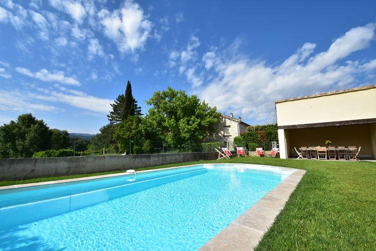 Villa frankrijk, Provence-alpes cote d azur, Vaison-La-Romaine Villa FR-02313-01