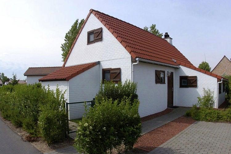 DE-HAAN Vakantiewoningen te huur Vakantiehuis gelegen op een vakantiepark in De Haan/Wenduine nabij de zee