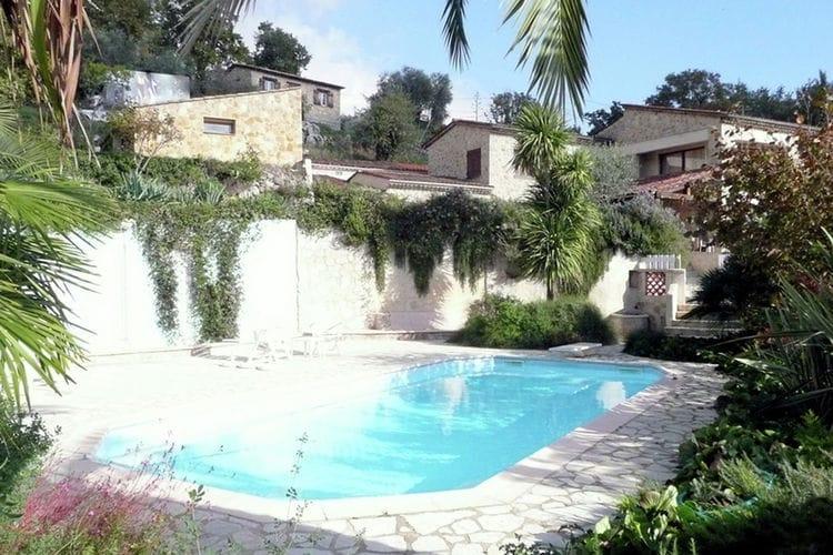 vakantiehuis Frankrijk, Provence-alpes cote d azur, Le Tignet vakantiehuis FR-06530-03