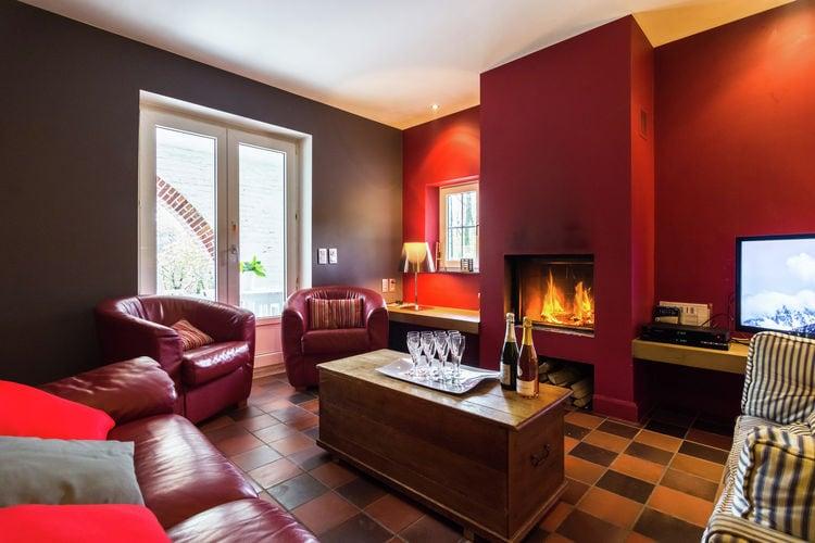 vakantiehuis België, Luik, Aubel vakantiehuis BE-0950-01