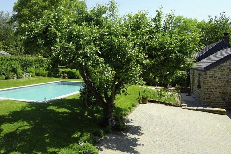 Vakantiewoning met zwembad met wifi  Sprimont  Bent u op zoek naar rust en gezelligheid..