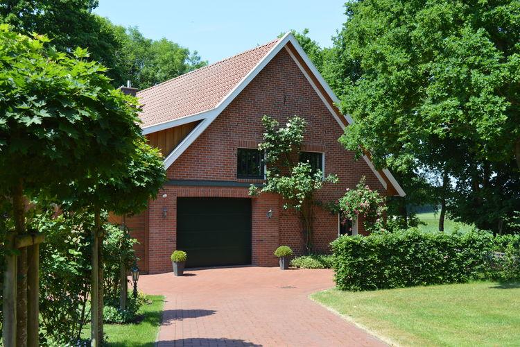 Duitsland | Nedersaksen | Vakantiehuis te huur in Lindern   met wifi 4 personen