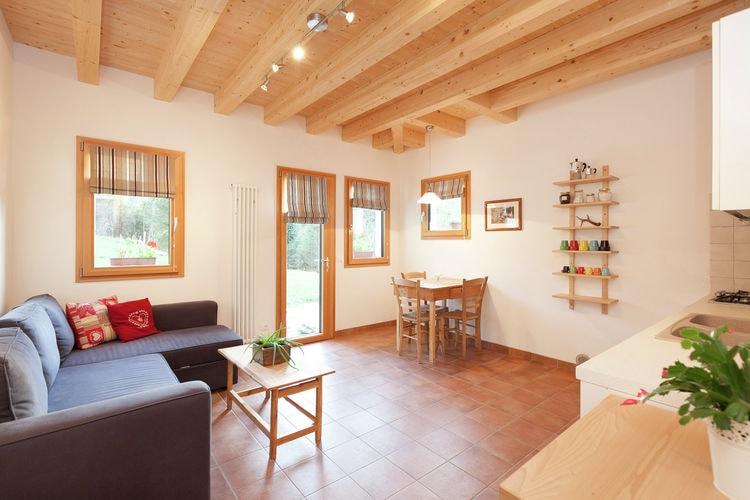 Appartementen Italie | Veneto | Appartement te huur in Cesiomaggiore   met wifi 4 personen