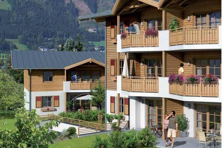 Appartement Kaprun - Mountain Resort Kaprun type M4E