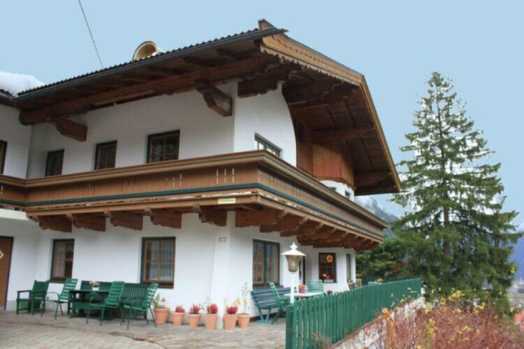 Vakantiehuizen Oostenrijk | Tirol | Appartement te huur in Mayrhofen   met wifi 6 personen