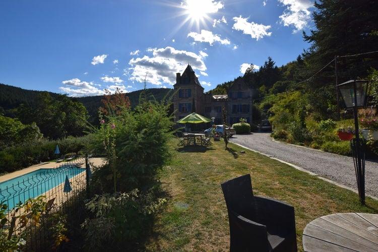 Vakantiehuizen Ardeche te huur Saint-Prix- FR-07270-14 met zwembad  met wifi te huur