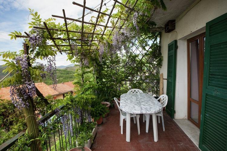 Rio - Sesta Godano Vakantiewoningen te huur Angie