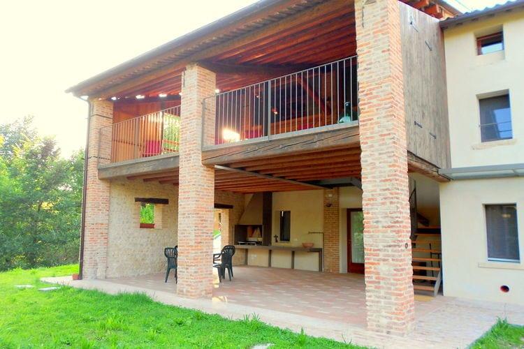 Italie | Veneto | Boerderij te huur in Asolo   met wifi 4 personen