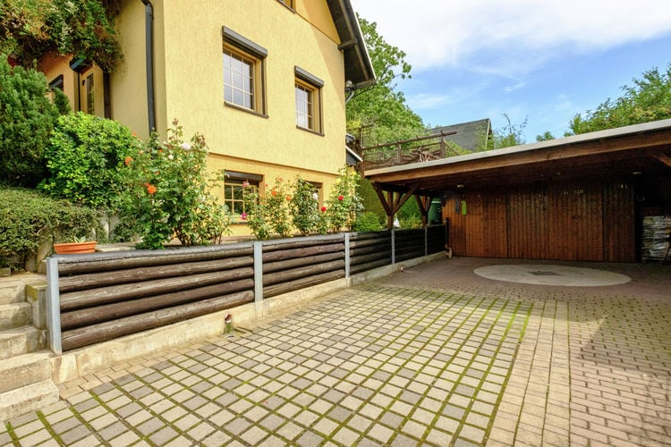 vakantiehuis Duitsland, Berlijn, Gernrode vakantiehuis DE-06507-30