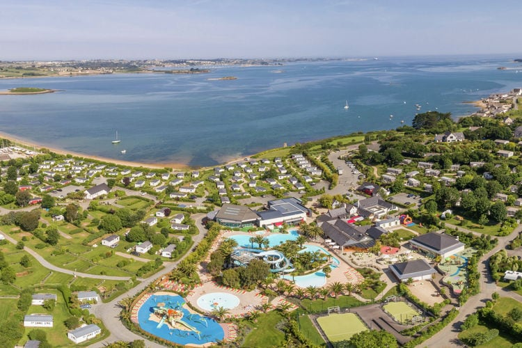 Vakantiewoning Frankrijk, Bretagne, Carantec Bungalow FR-02710-01