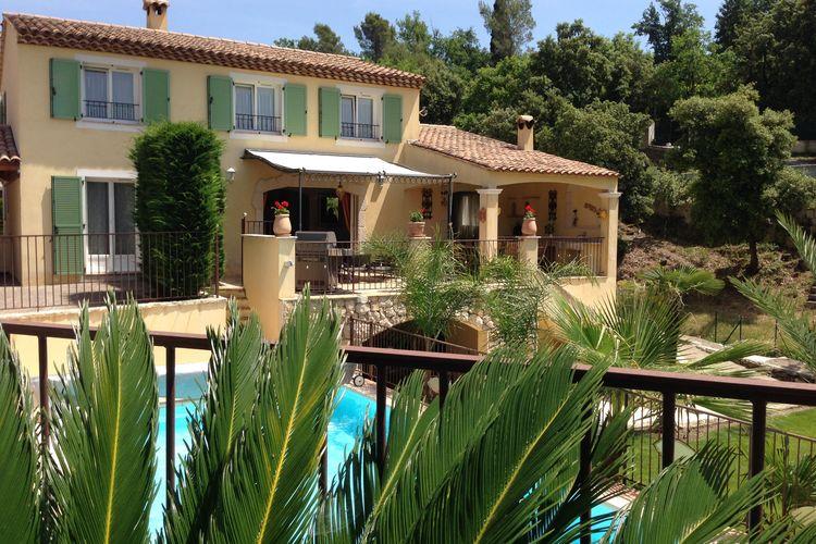 Villa Frankrijk, Provence-alpes cote d azur, Vence Villa FR-02960-01
