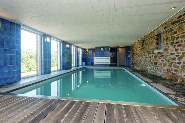 Belgie | Luxemburg | Vakantiehuis te huur in Manhay met zwembad  met wifi 16 personen