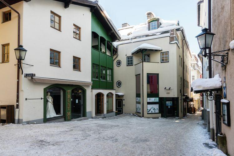 Vakantiehuizen Oostenrijk | Salzburg | Appartement te huur in Zell-am-see   met wifi 4 personen