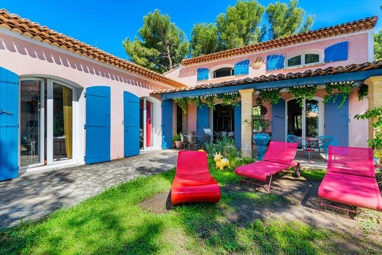 Vakantiehuizen Frankrijk | Provence-alpes-cote-d-azur | Villa te huur in Martigues met zwembad  met wifi 8 personen