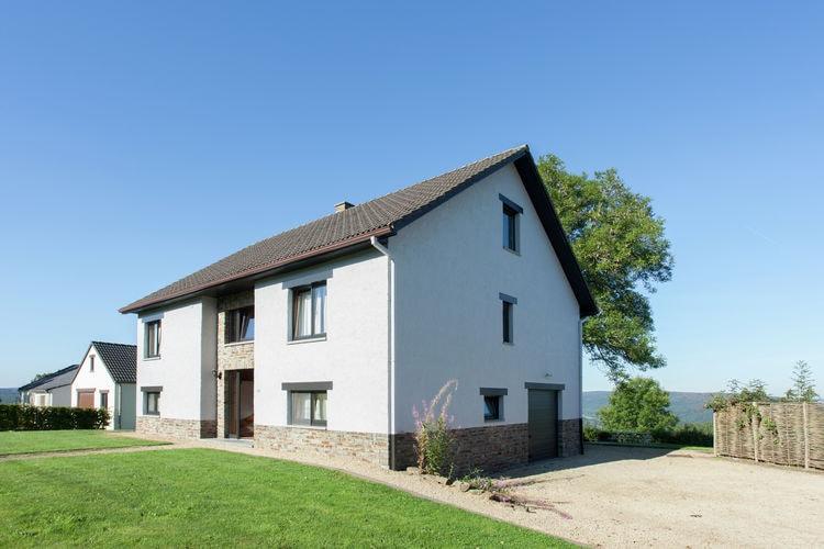Rendeux-Beffe Villas te huur Charmant vakantiehuis met open haard en prachtig uitzicht over de Ourthevallei