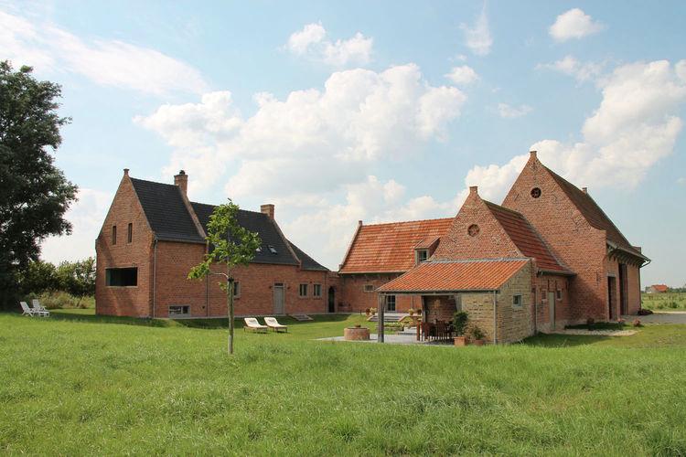 De Vlaamse Kust en Polders Diksmuide West Flanders Belgium