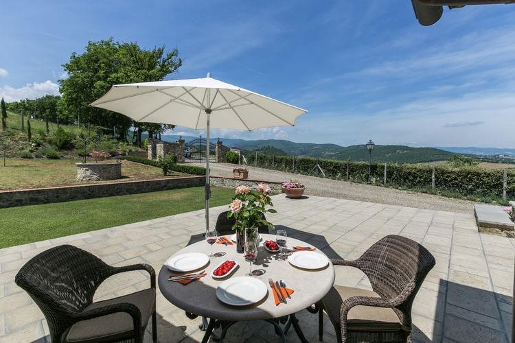 Vakantiehuizen Italie | Toscana | Vakantiehuis te huur in Poppi met zwembad  met wifi 4 personen