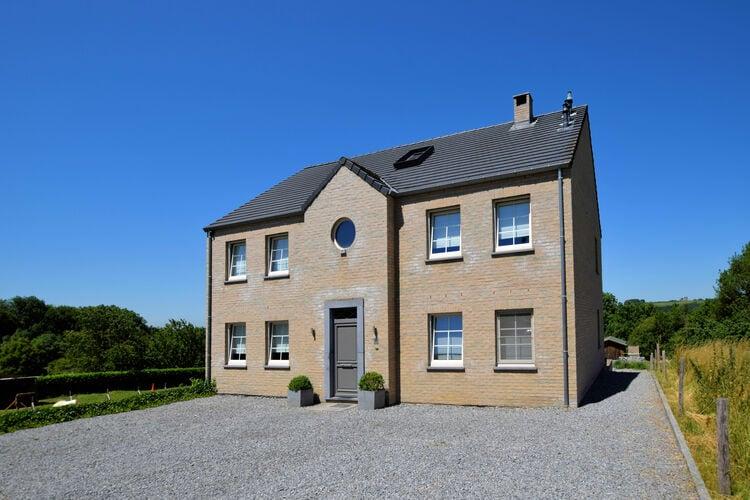 Villas Belgie | Luxemburg | Villa te huur in Villers-Sainte-Gertrude-durbuy met zwembad  met wifi 14 personen