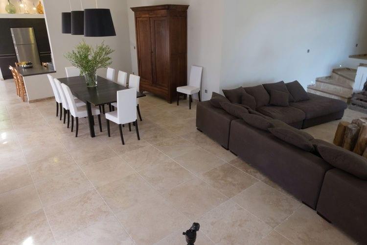 Villa Frankrijk, Languedoc-roussillon, Campagnan Villa FR-03042-01