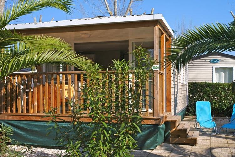 Languedoc-Roussillon Bungalows te huur Les Jardins d'Elsa SCLI 41p