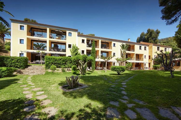 Appartement  met wifi aan zee Provence-Alpes Cote d AzurRésidence Le Bailli 2/4p