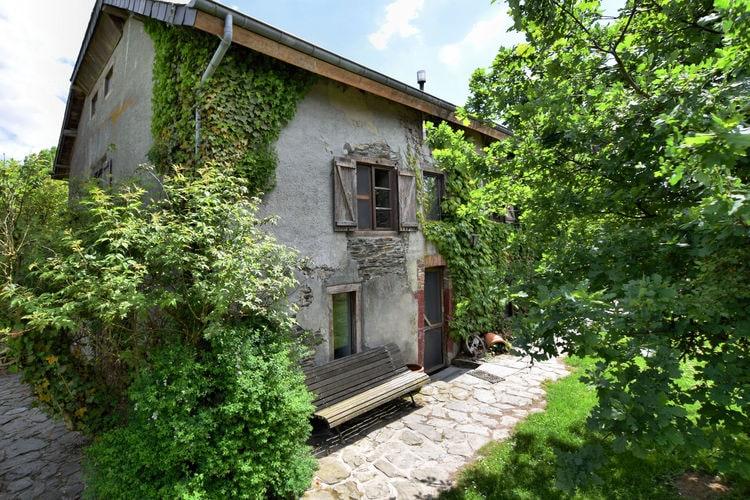 Vakantiehuizen Belgie | Luxemburg | Vakantiehuis te huur in Cherain   met wifi 9 personen