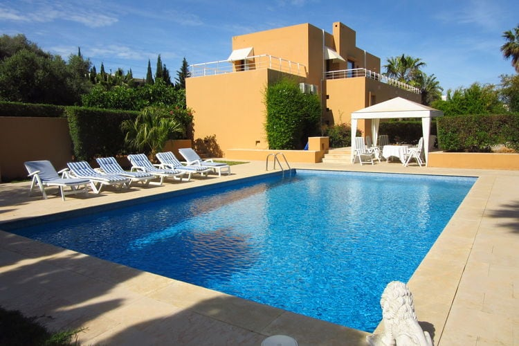 Villa met zwembad met wifi  Ibiza-City  Can Cifre 8-pers