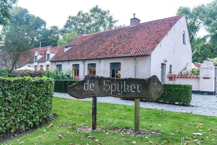vakantiehuis België, West Vlaanderen, Sint-Kruis (brugge) vakantiehuis BE-1086-01