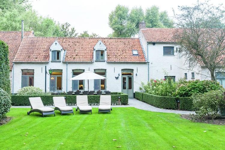 Woning Belgie | West-Vlaanderen | Vakantiehuis te huur in Sint-Kruis-brugge   met wifi 13 personen