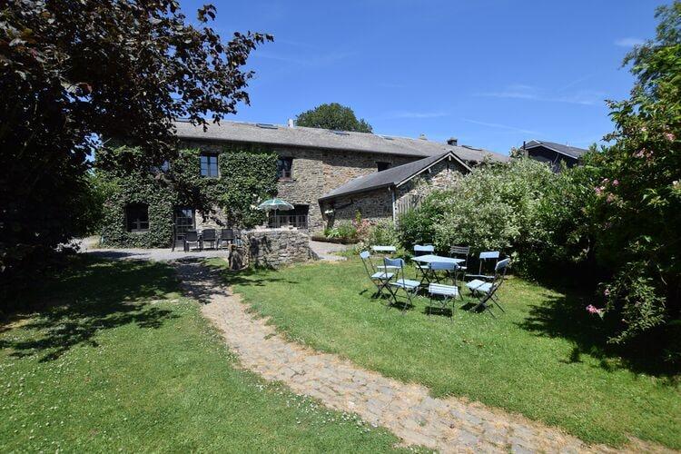 Woning Belgie | Luxemburg | Vakantiehuis te huur in Gouvy   met wifi 16 personen