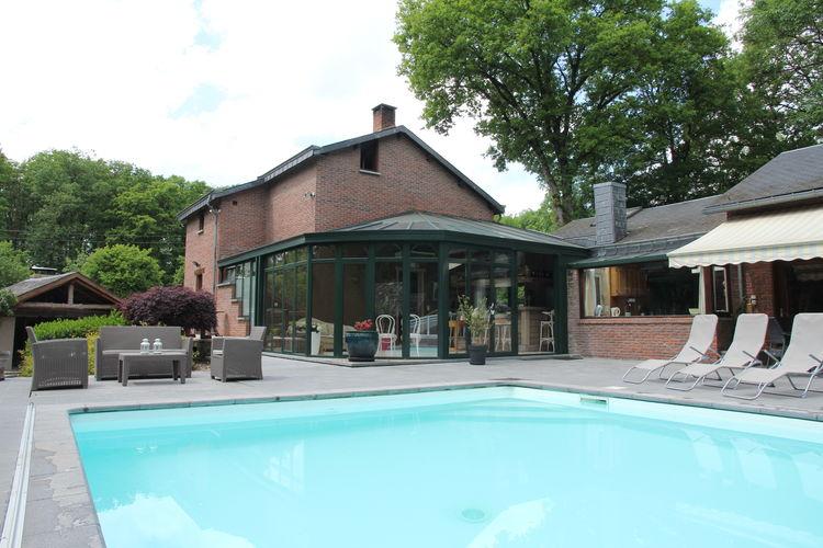 Villa met zwembad met wifi  Marche-en-FamenneBellaire