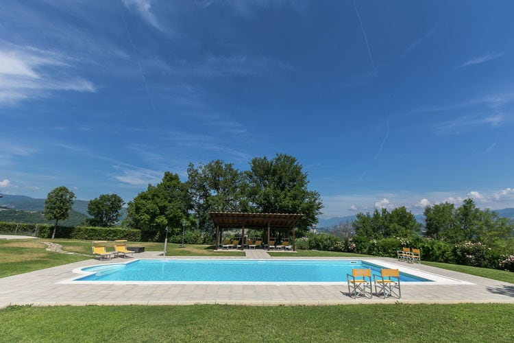 vakantiehuis Italië, Toscana, Poppi vakantiehuis IT-00555-01