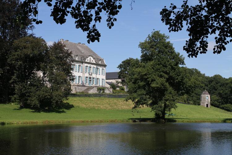 Kasteel  met wifi  Vyle-Et-Tharoul  Chateau des Deux Etangs 36 pers