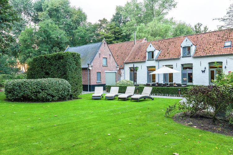 Vakantiehuizen Belgie | West-Vlaanderen | Vakantiehuis te huur in Sint-Kruis-brugge   met wifi 4 personen