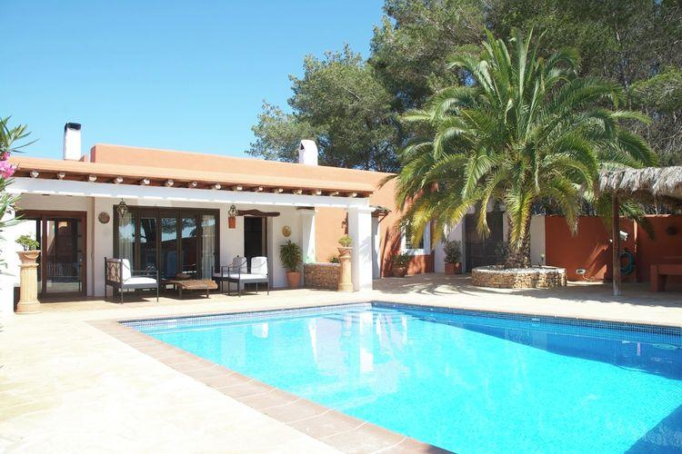 Villa Spanje, Ibiza, San Llorenzo Villa ES-00664-01