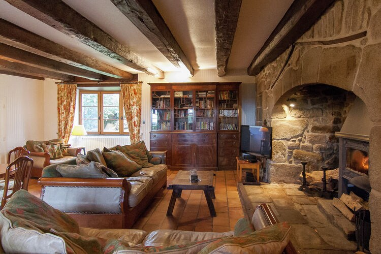 Villa Frankrijk, Limousin, Margerides Villa FR-03099-01