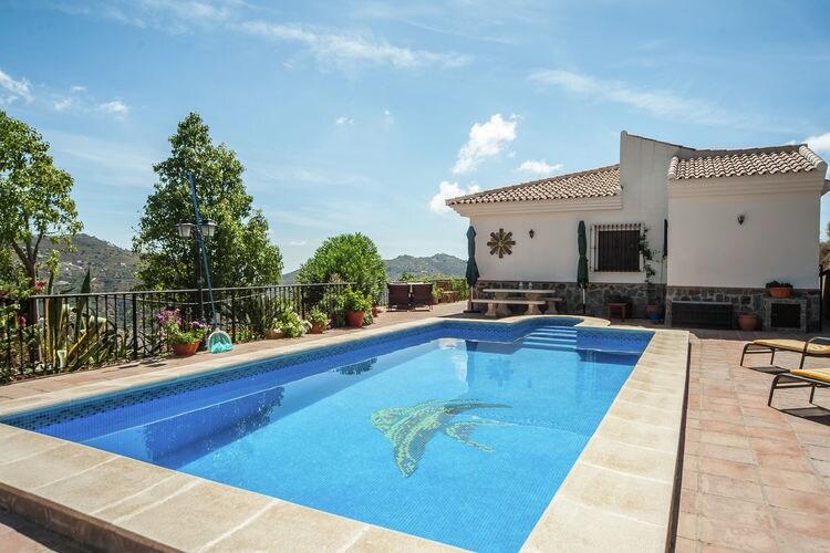vakantiehuis Spanje, Costa del Sol, Cómpeta vakantiehuis ES-00674-01