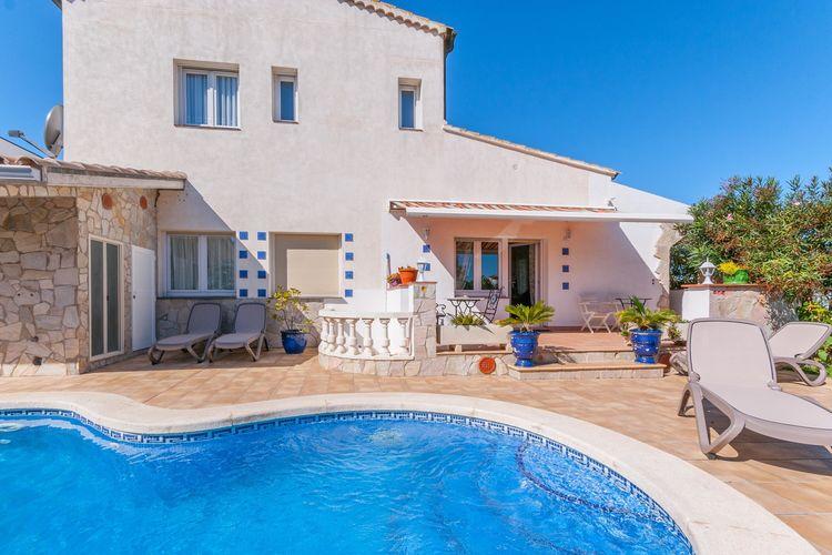 vakantiehuis Spanje, Costa Brava, Sant Pere Pescador vakantiehuis ES-17470-07