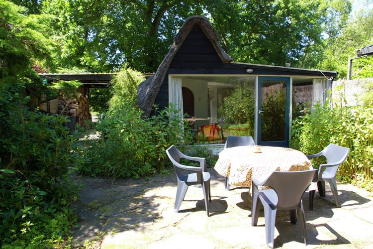 Holland | North Sea Coast North | Holiday home Het Roefje | all year | TerraceBalcony