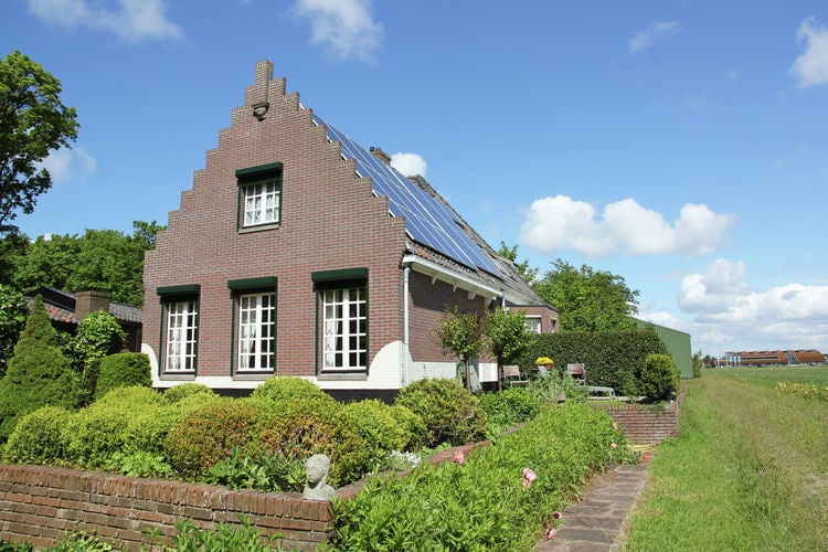 Holland | North Sea Coast North | Holiday home Stelpje | all year | ExteriorSummer