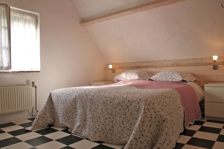 Holland | North Sea Coast North | Holiday home Stelpje | all year | BedRoom