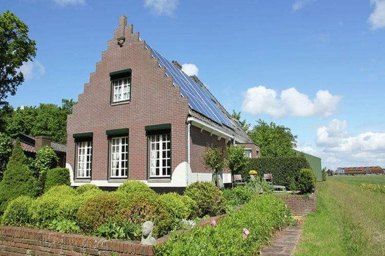 Vakantiewoning Nederland, Noord-Holland, Egmond aan den Hoef vakantiewoning NL-2449-01