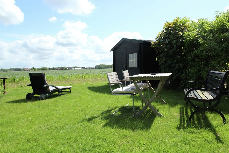 Holland | North Sea Coast North | Holiday home De Cottage | all year | TerraceBalcony