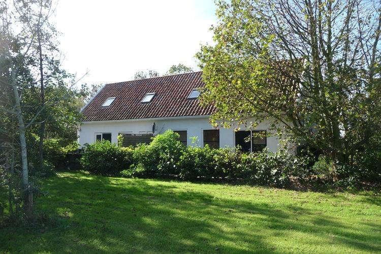 Vakantiehuis in de polder tussen Brouwershaven en Zonnemaire bij strandje