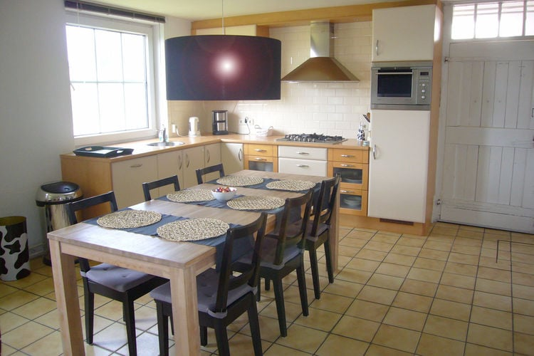 Holland | North Sea Coast North | Holiday home De Eg | all year | DiningRoom