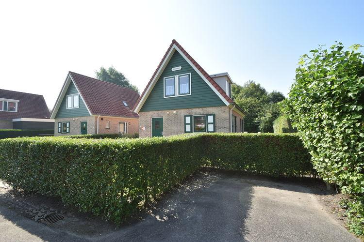 vakantiehuis Nederland, Zeeland, Zonnemaire vakantiehuis NL-2901-01