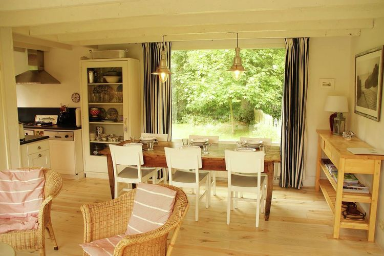 Holland | Zeeland | Holiday home Springtij | all year | DiningRoom