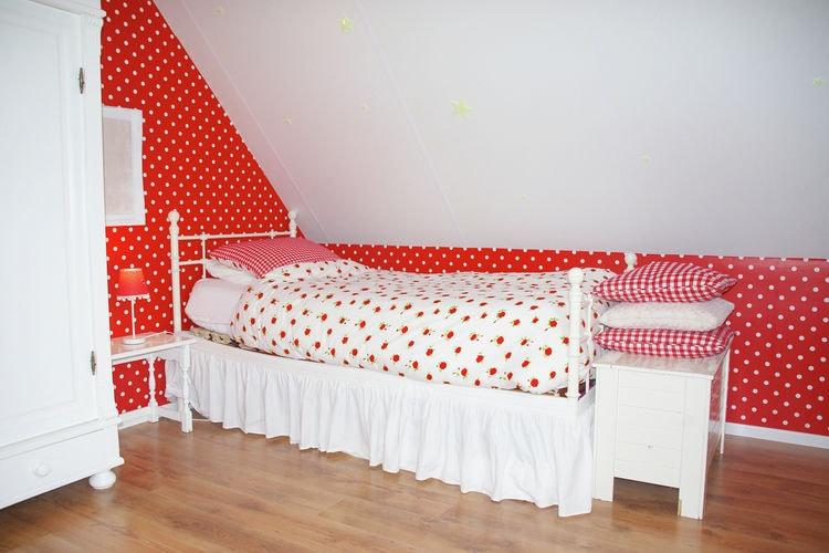 Vakantiewoning Nederland, Zeeland, Gapinge vakantiewoning NL-3216-01