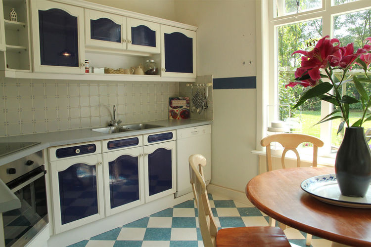 Holland | North Sea Coast North | Holiday home Aan de Grote Sloot | all year | Kitchen